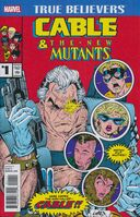 True Believers Cable & the New Mutants Vol 1 1