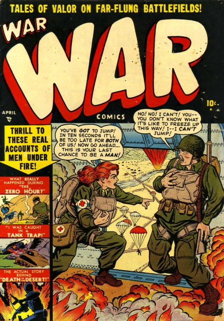 War Comics Vol 1 3