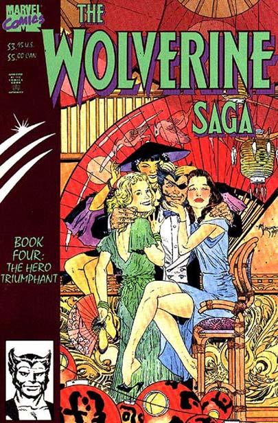 Wolverine Saga Vol 1 4