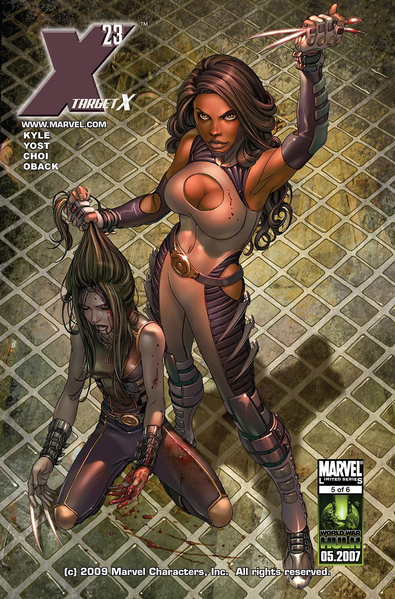 X-23: Target X Vol 1 5