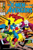 X-Men vs Avengers Vol 1 1