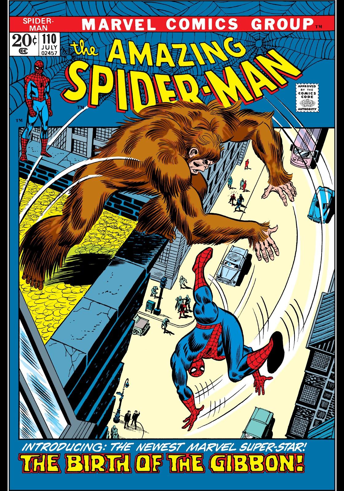 Amazing Spider-Man Vol 1 110