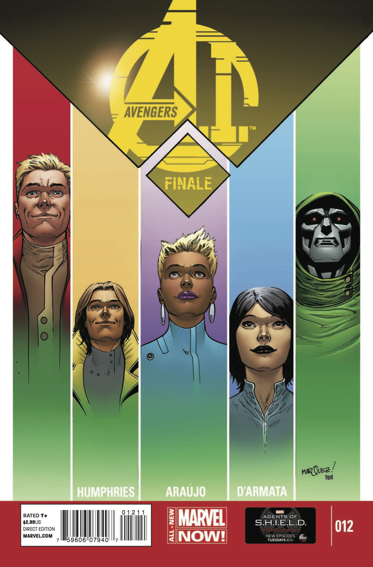 Avengers A.I. Vol 1 12