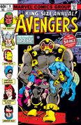 Avengers Annual Vol 1 9