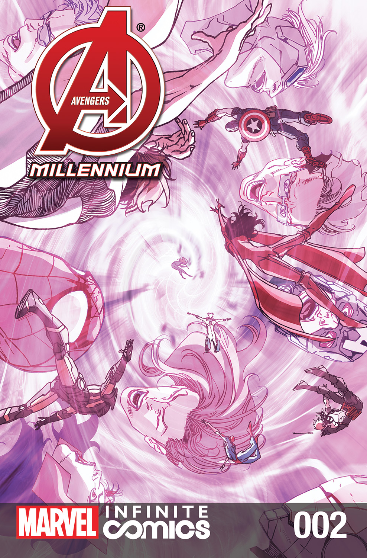 Avengers: Millennium Infinite Comic Vol 1 2