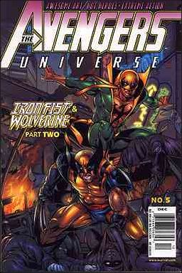 Avengers: Universe Vol 1 5