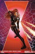 Black Widow Deadly Origin Vol 1 1 Raney Variant Textless