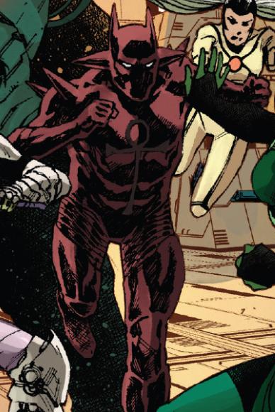 Blackthorn (Earth-21923)