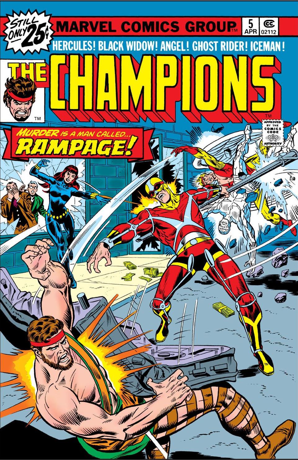 Champions Vol 1 5