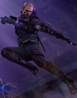 Clinton Barton (Earth-TRN814) from Marvel's Avengers (video game) 001.jpg