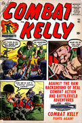 Combat Kelly Vol 1 41