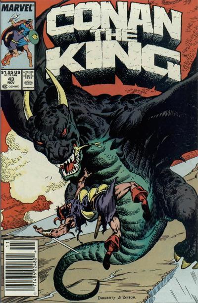 Conan the King Vol 1 43