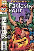 Fantastic Four Fireworks Vol 1 3
