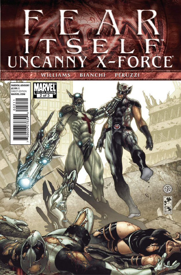 Fear Itself: Uncanny X-Force Vol 1 2