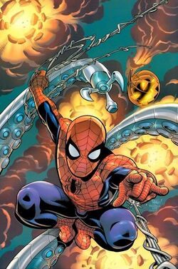 Friendly Neighborhood Spider-Man Vol 1 1 Variant Textless.jpg