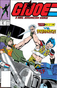 G.I. Joe A Real American Hero Vol 1 81