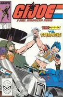 G.I. Joe A Real American Hero Vol 1 81
