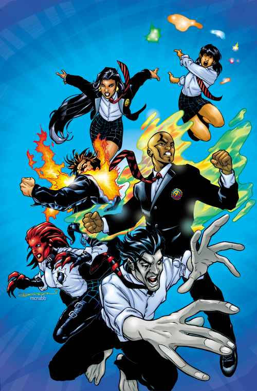 Generation X (Earth-616)/Gallery