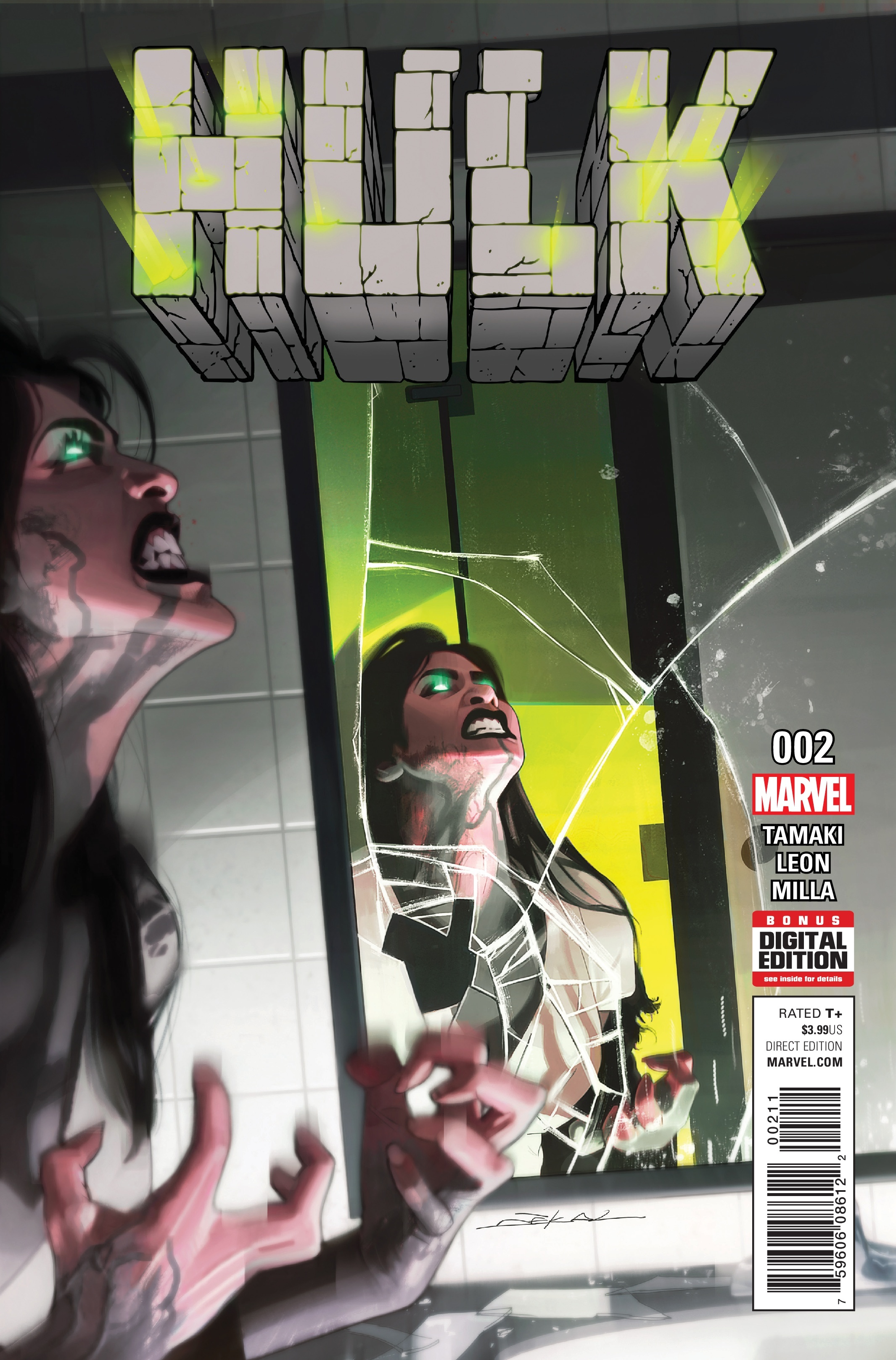 Hulk Vol 4 2