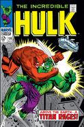 Incredible Hulk Vol 1 106