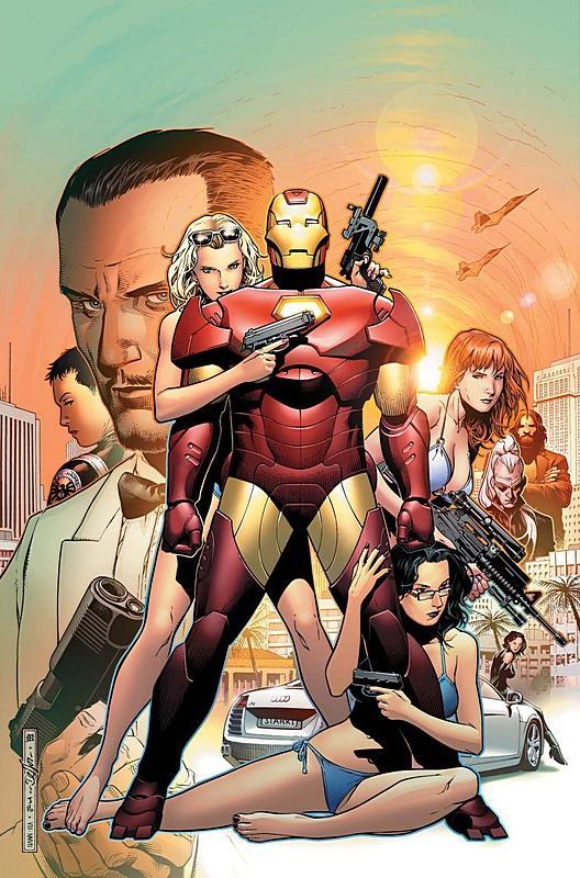 Anthony Stark Earth 616 Marvel Database Fandom