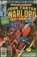 John Carter Warlord of Mars Vol 1 7