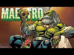MAESTRO- WAR & PAX -1 Trailer - Marvel Comics