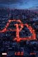 Marvel's Daredevil teaser poster
