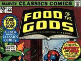 Marvel Classics Comics Series Featuring Food of the Gods Vol 1 1