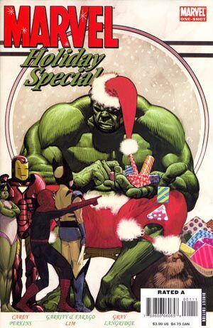 Marvel Holiday Special Vol 1 2006.jpg