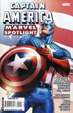 Marvel Spotlight: Captain America Vol 1 1