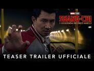 Marvel Studios' Shang-Chi e La Leggenda dei Dieci Anelli - Teaser Trailer Ufficiale