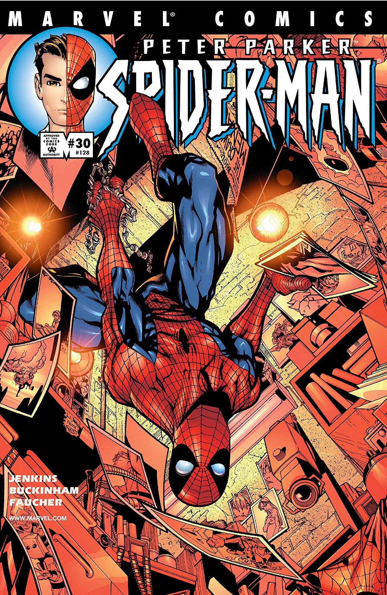 Peter Parker: Spider-Man Vol 1 30