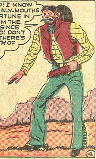 Peter Prescott (Earth-616)
