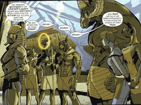 Pharaoh's Guard (Earth-20051)