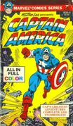 Pocket Book Series Captain America Vol 1 1