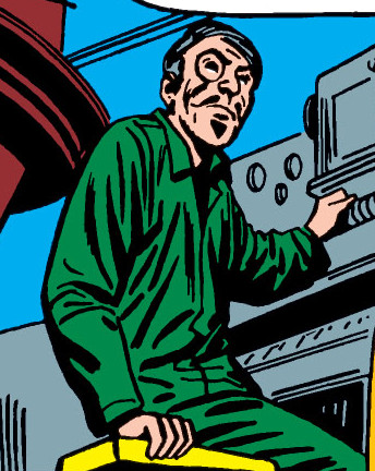 Professor Jack (Earth-616)