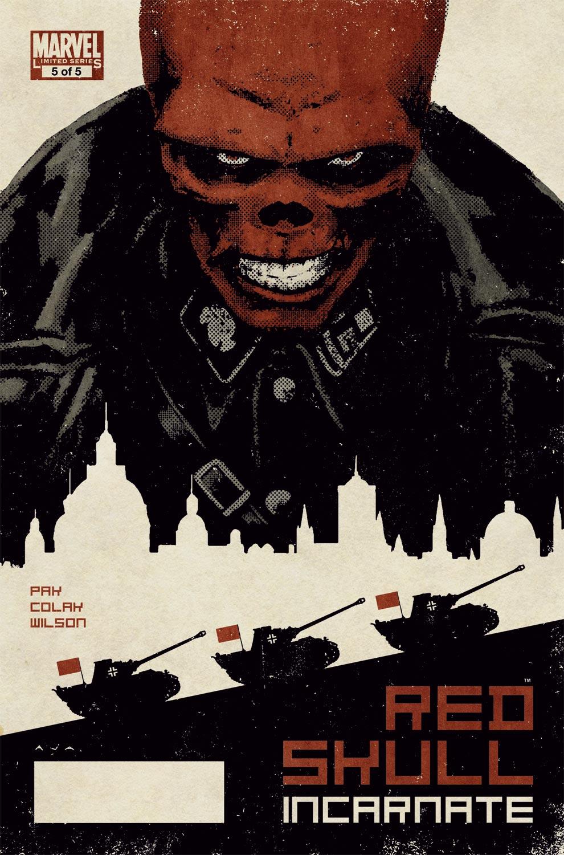 Red Skull Vol 1 5