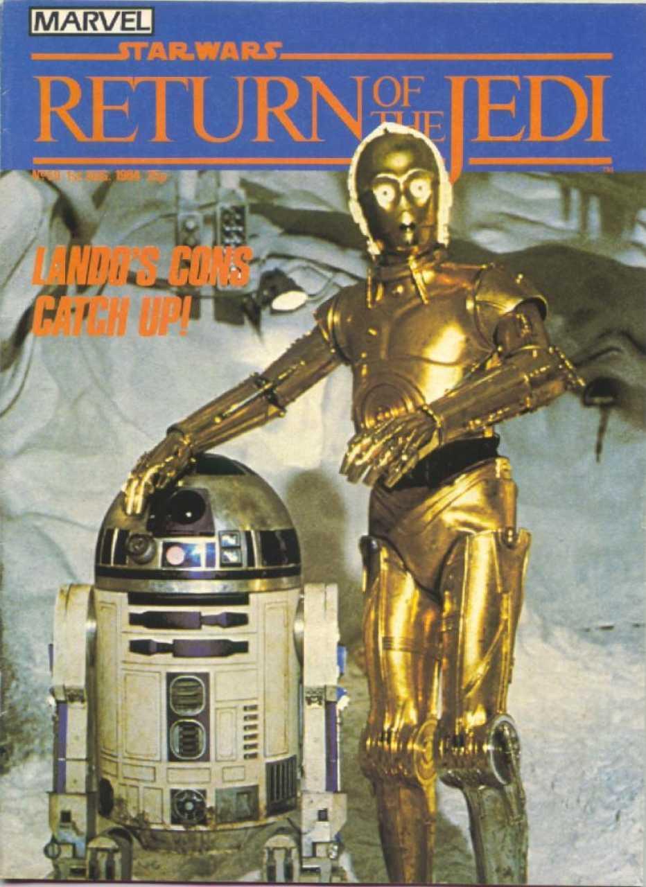 Return of the Jedi Weekly (UK) Vol 1 59