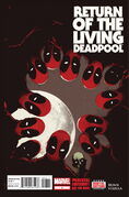 Return of the Living Deadpool Vol 1 1