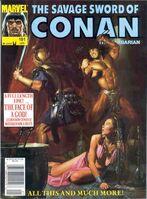 Savage Sword of Conan Vol 1 181