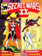 Secret Wars II (UK) Vol 1 39