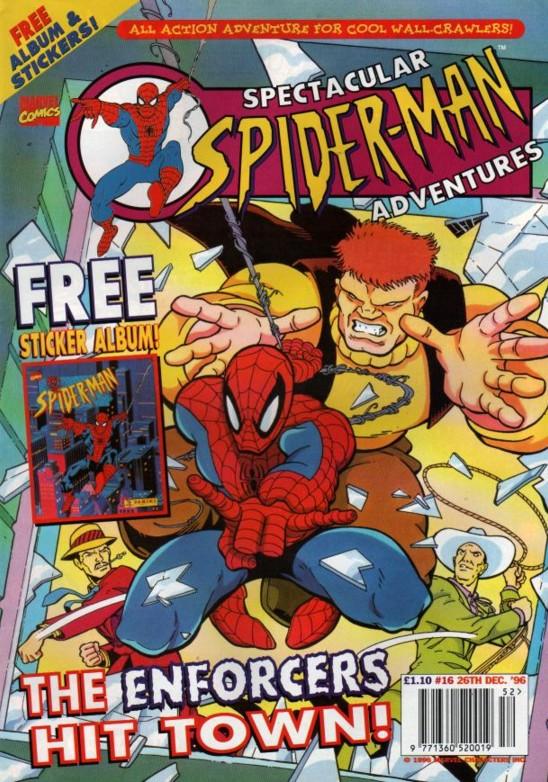 Spectacular Spider-Man (UK) Vol 1 16