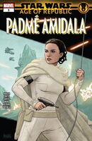 Star Wars Age of Republic - Padme Amidala Vol 1 1
