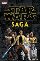 Star Wars Saga Vol 1 1 Solicit