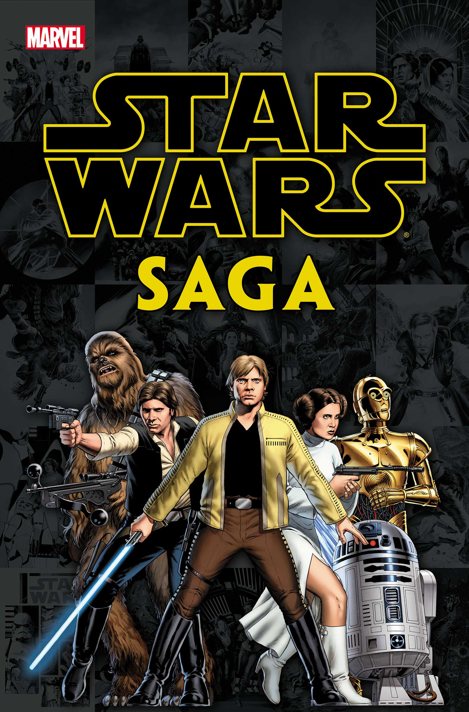 Star Wars Saga Vol 1 1