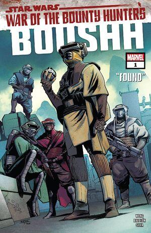 Star Wars War of the Bounty Hunters - Boushh Vol 1 1.jpg