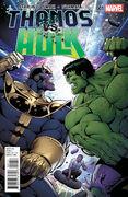 Thanos vs. Hulk Vol 1 1