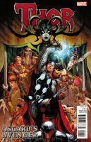 Thor Asgard's Avenger Vol 1 1