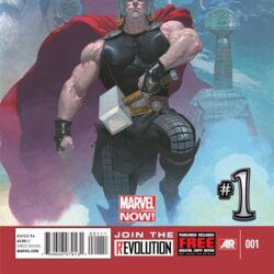 Thor: God of Thunder Vol 1 1